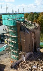 Asbestos Demolition Survey